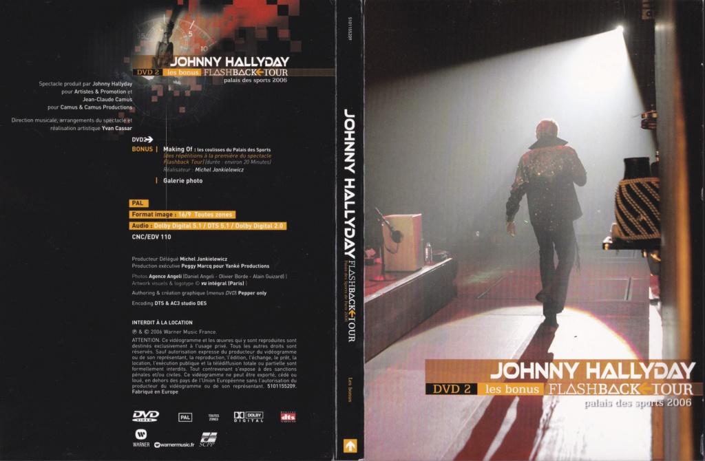 JAQUETTE DVD CONCERTS ( Jaquette + Sticker ) 2006_f17