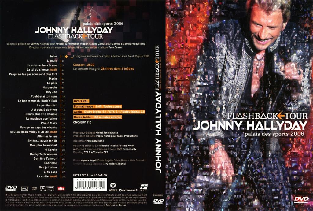 LES CONCERTS DE JOHNNY 'PALAIS DES SPORTS, PARIS 2006' 2006_f18