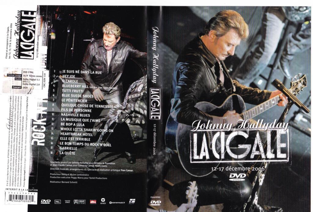 JAQUETTE DVD CONCERTS ( Jaquette + Sticker ) 2006_j13