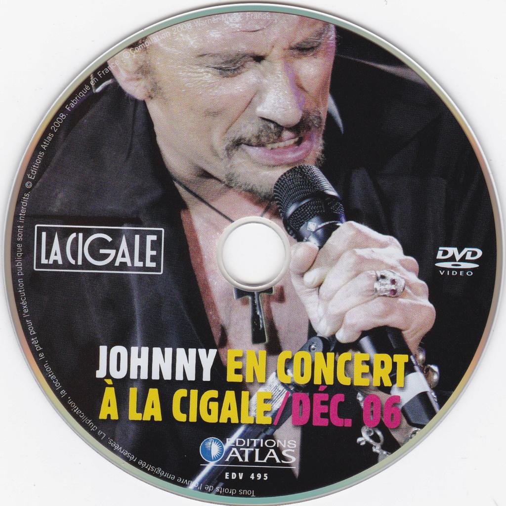 JAQUETTE DVD CONCERTS ( Jaquette + Sticker ) 2006_j14