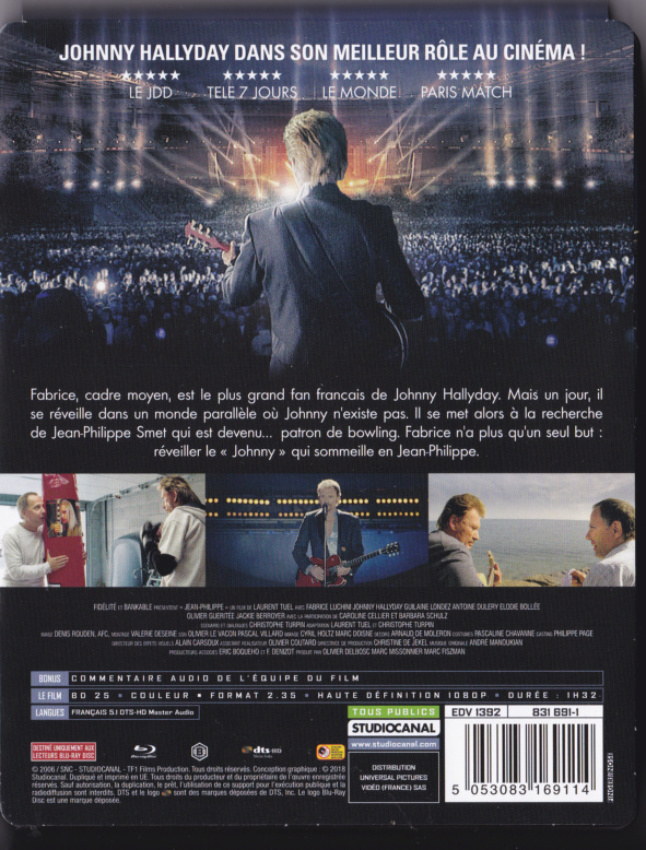 JAQUETTES BLU-RAY DISC ( CONCERTS, FILMS ) 2006_j21