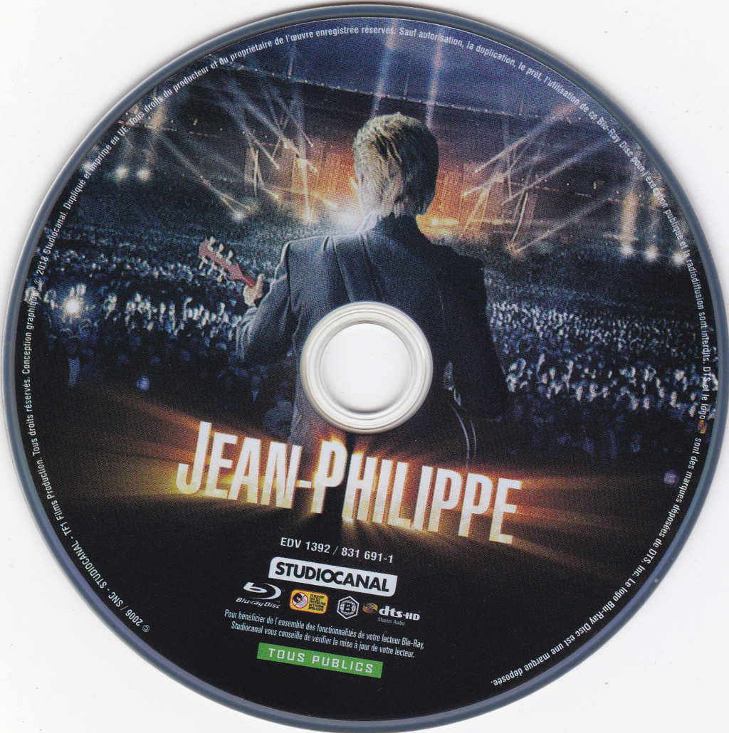 JAQUETTES BLU-RAY DISC ( CONCERTS, FILMS ) 2006_j23