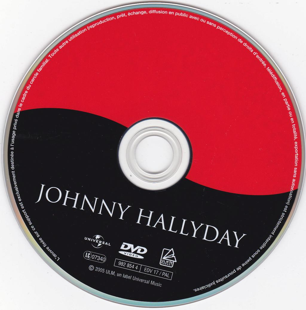 JAQUETTE DVD EMISSIONS TV , DOCUMENTS ,COMPILATIONS , ETC ( Jaquette + Sticker ) 2006_m10