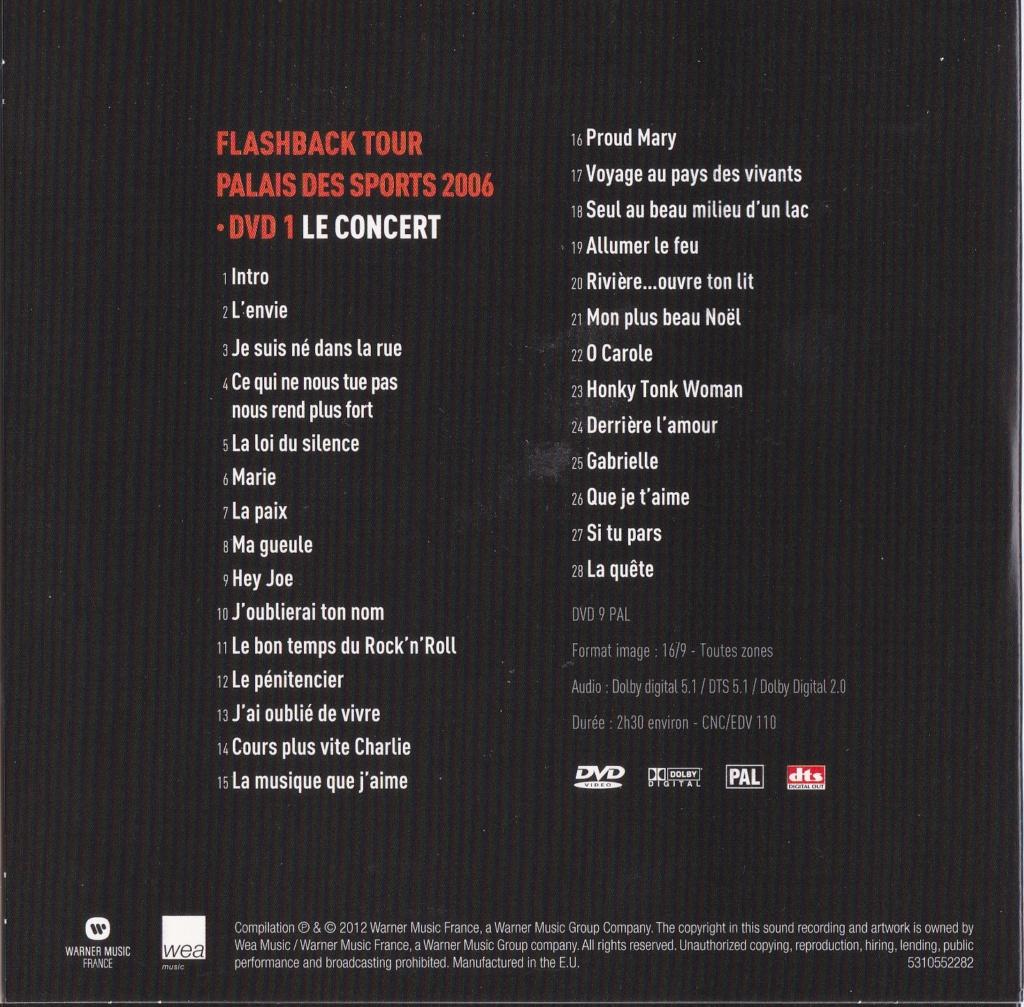 JAQUETTE DVD CONCERTS ( Jaquette + Sticker ) 2006_p10