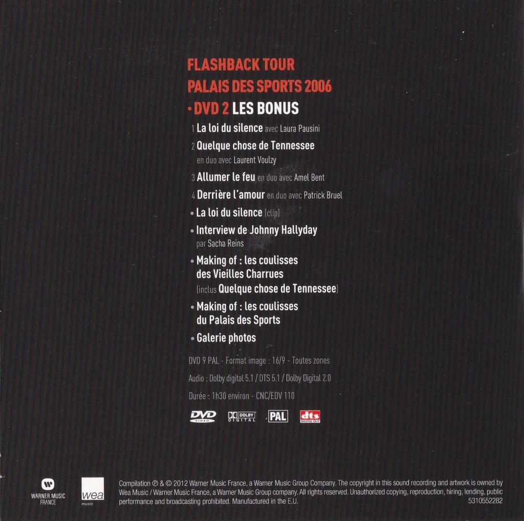 JAQUETTE DVD CONCERTS ( Jaquette + Sticker ) 2006_p13