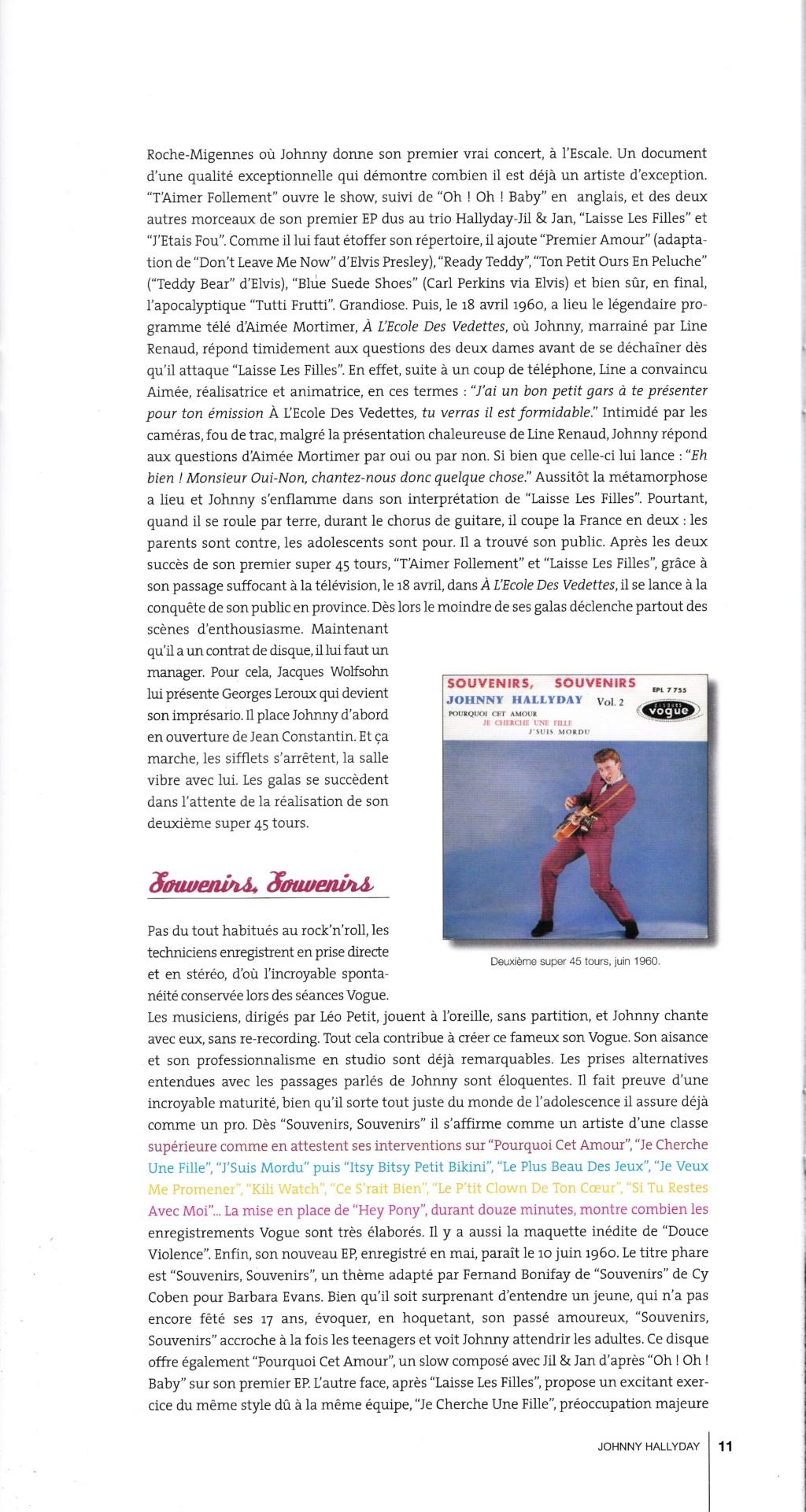 COFFRET 5 CD SOUVENIRS SOUVENIRS 2006_s22