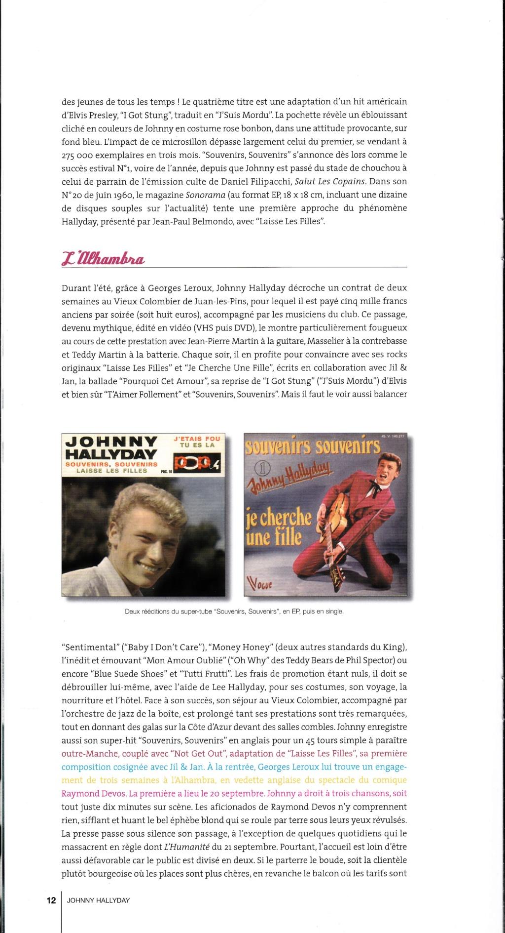 COFFRET 5 CD SOUVENIRS SOUVENIRS 2006_s24