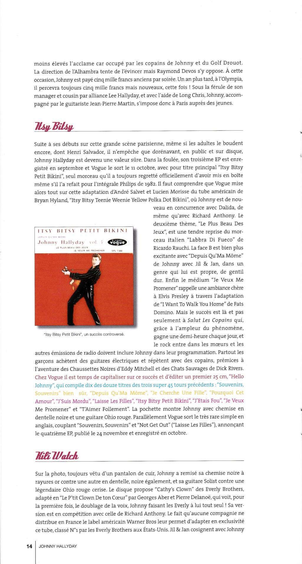 COFFRET 5 CD SOUVENIRS SOUVENIRS 2006_s25