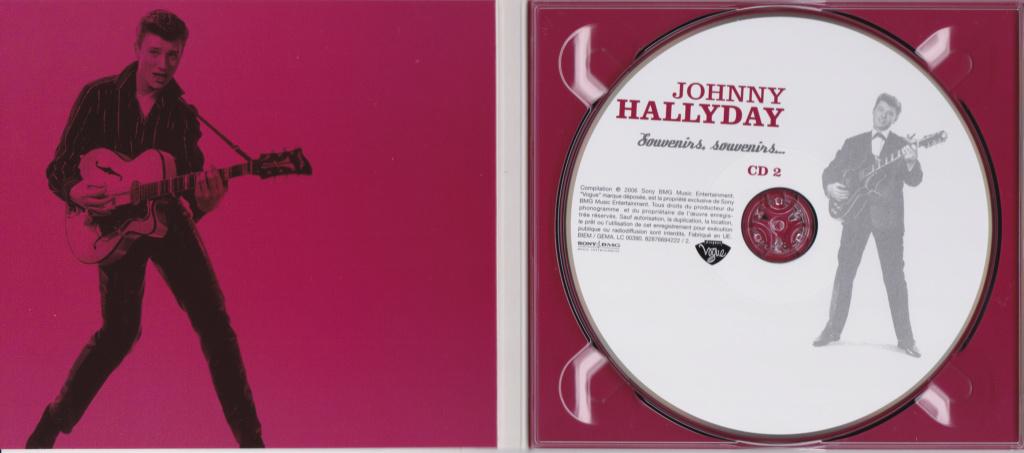 COFFRET 5 CD SOUVENIRS SOUVENIRS 2006_s54