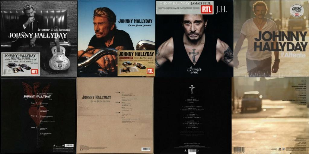 RECAPITULATIF DES ALBUMS STUDIO 33 TOURS OFFICIELS ( 1960 - 2017 ) 2007_013