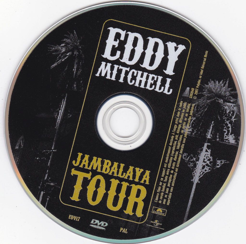 JAQUETTE DVD EMISSIONS TV , DOCUMENTS ,COMPILATIONS , ETC ( Jaquette + Sticker ) 2007_j10