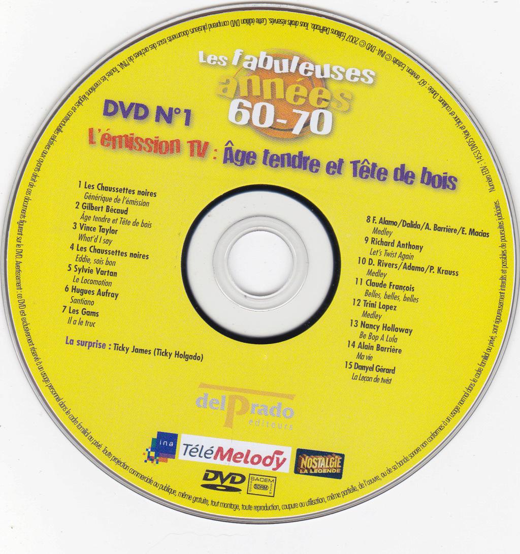 JAQUETTE DVD EMISSIONS TV , DOCUMENTS ,COMPILATIONS , ETC ( Jaquette + Sticker ) 2007_l13