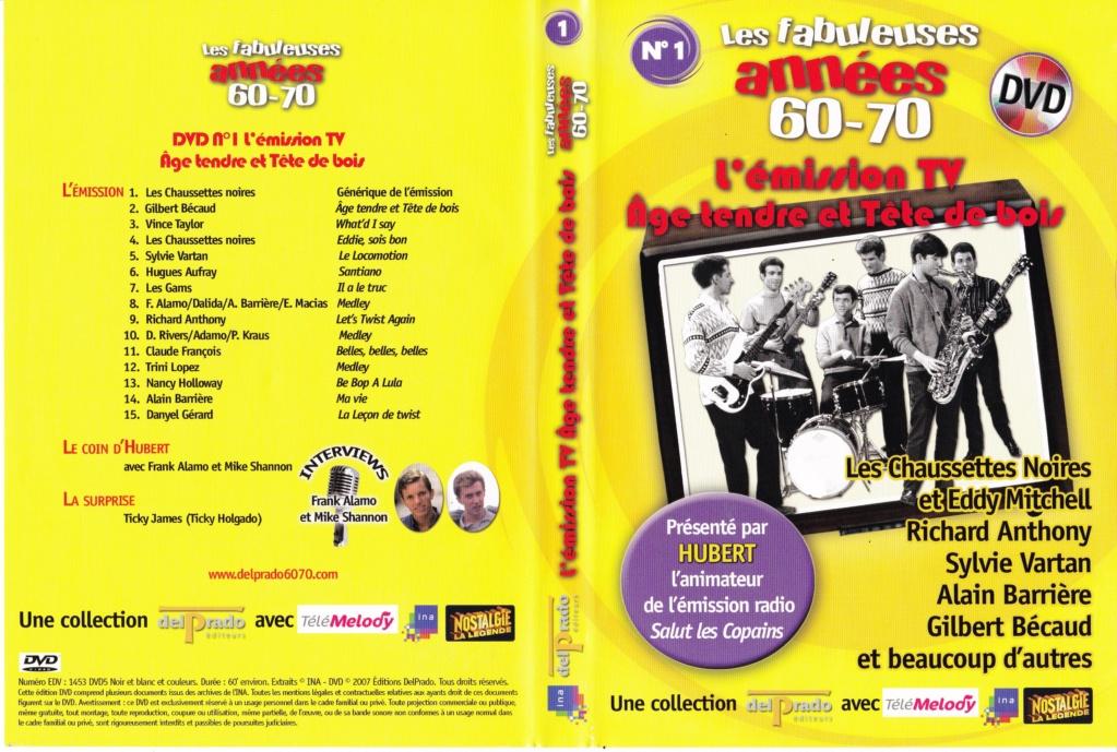 JAQUETTE DVD EMISSIONS TV , DOCUMENTS ,COMPILATIONS , ETC ( Jaquette + Sticker ) 2007_l14