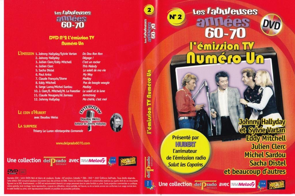 JAQUETTE DVD EMISSIONS TV , DOCUMENTS ,COMPILATIONS , ETC ( Jaquette + Sticker ) 2007_l16