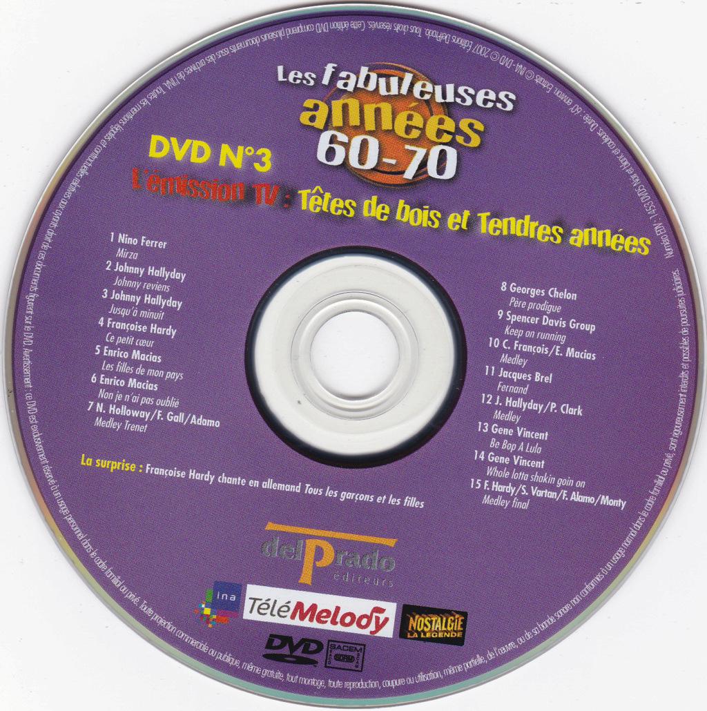 JAQUETTE DVD EMISSIONS TV , DOCUMENTS ,COMPILATIONS , ETC ( Jaquette + Sticker ) 2007_l17