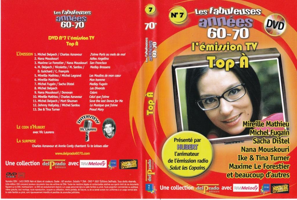 JAQUETTE DVD EMISSIONS TV , DOCUMENTS ,COMPILATIONS , ETC ( Jaquette + Sticker ) 2007_l21