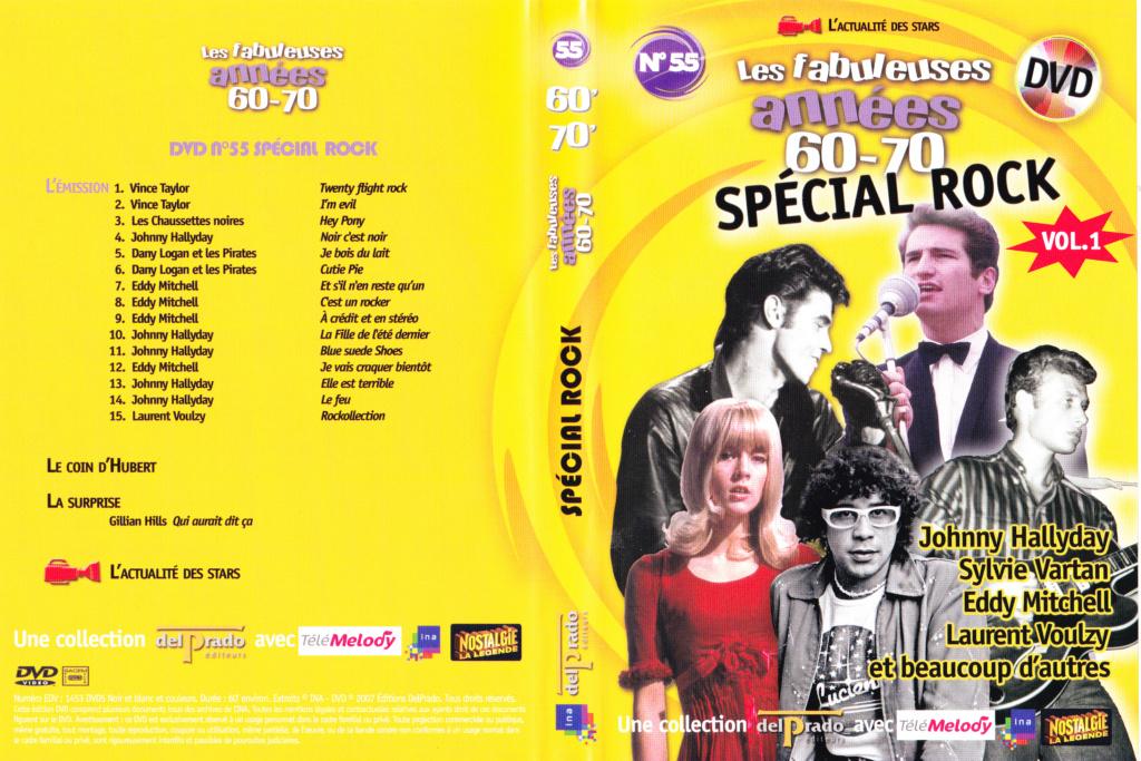 JAQUETTE DVD EMISSIONS TV , DOCUMENTS ,COMPILATIONS , ETC ( Jaquette + Sticker ) 2007_l28