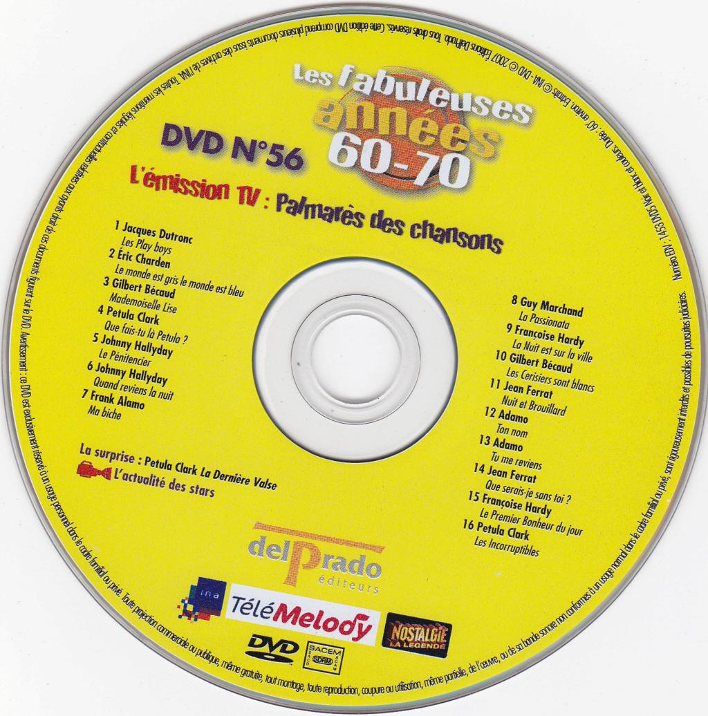 JAQUETTE DVD EMISSIONS TV , DOCUMENTS ,COMPILATIONS , ETC ( Jaquette + Sticker ) 2007_l29