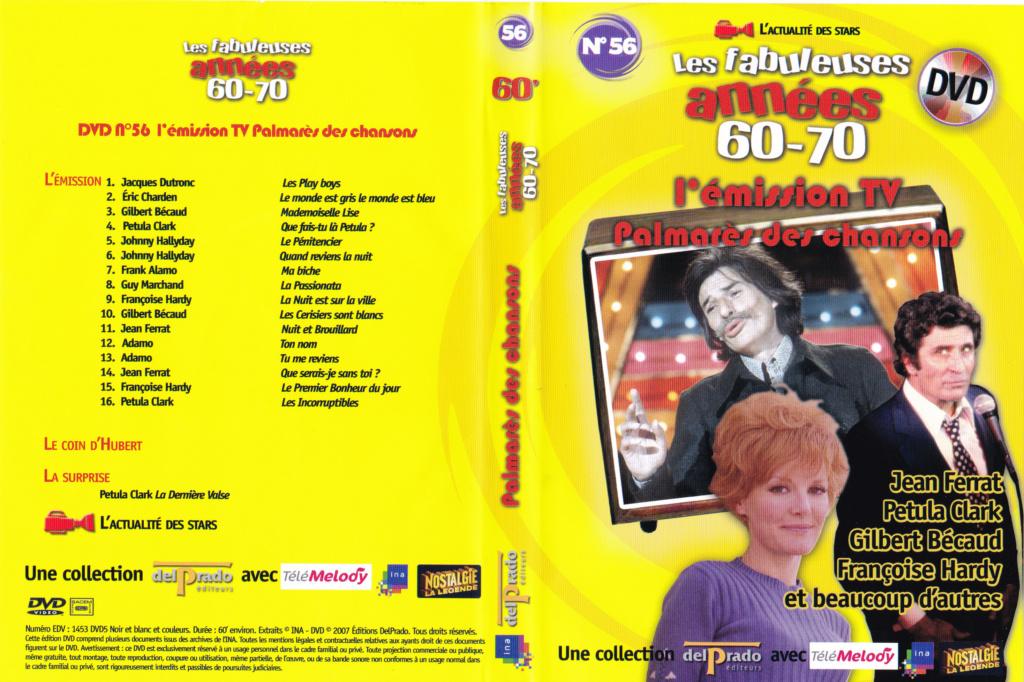 JAQUETTE DVD EMISSIONS TV , DOCUMENTS ,COMPILATIONS , ETC ( Jaquette + Sticker ) 2007_l30