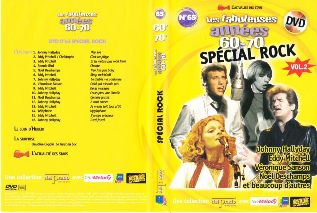 JAQUETTE DVD EMISSIONS TV , DOCUMENTS ,COMPILATIONS , ETC ( Jaquette + Sticker ) 2007_l32