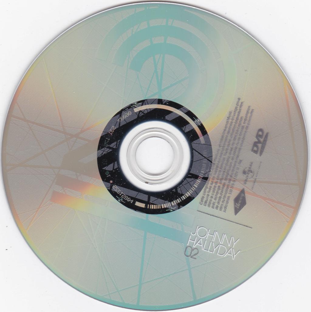 JAQUETTE DVD EMISSIONS TV , DOCUMENTS ,COMPILATIONS , ETC ( Jaquette + Sticker ) 2008_j16