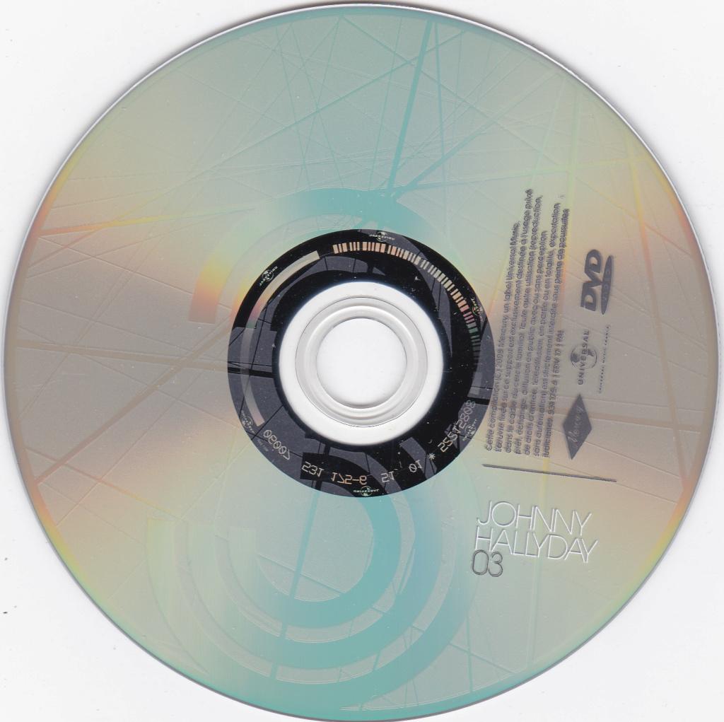 JAQUETTE DVD EMISSIONS TV , DOCUMENTS ,COMPILATIONS , ETC ( Jaquette + Sticker ) 2008_j17