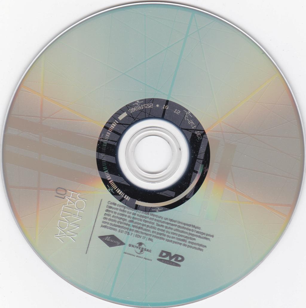 JAQUETTE DVD EMISSIONS TV , DOCUMENTS ,COMPILATIONS , ETC ( Jaquette + Sticker ) 2008_j18