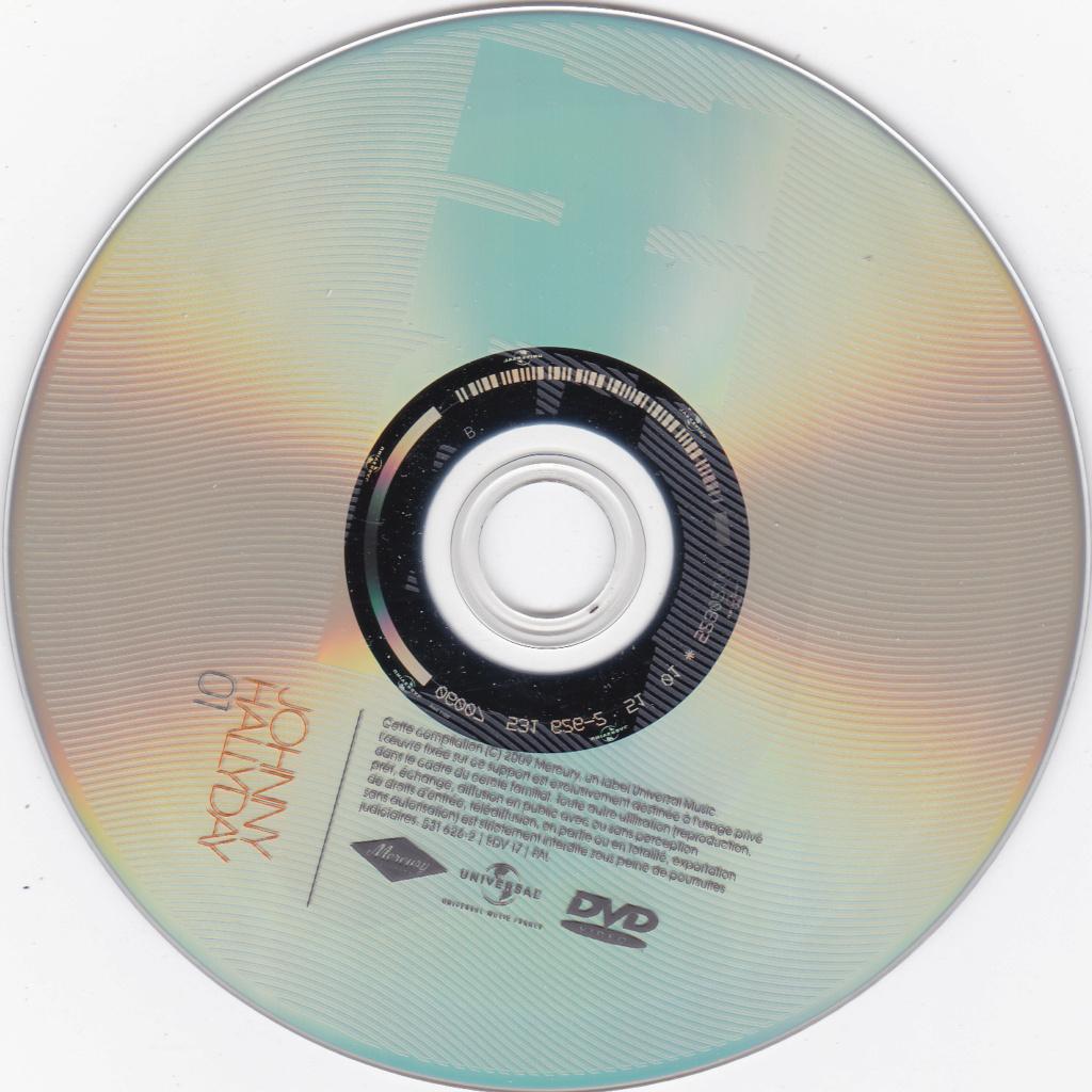JAQUETTE DVD EMISSIONS TV , DOCUMENTS ,COMPILATIONS , ETC ( Jaquette + Sticker ) 2008_j22