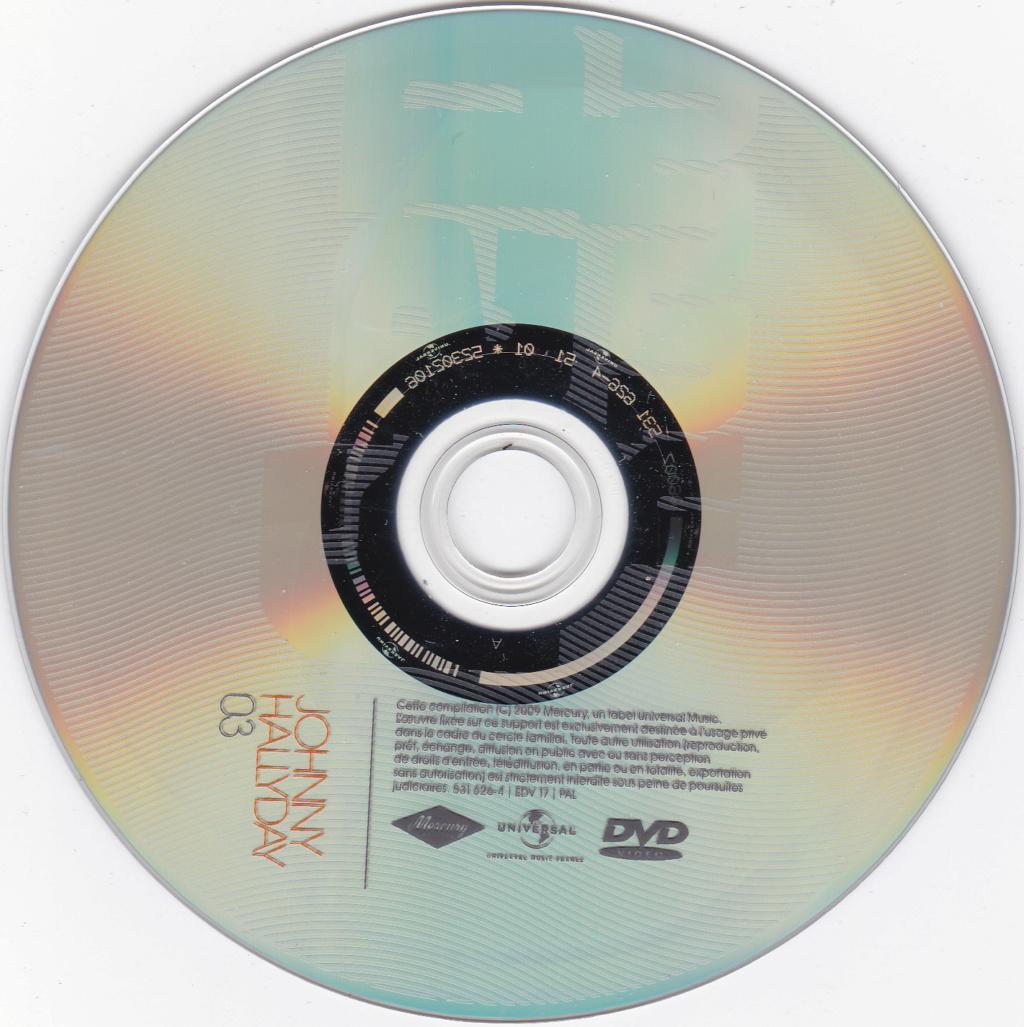 JAQUETTE DVD EMISSIONS TV , DOCUMENTS ,COMPILATIONS , ETC ( Jaquette + Sticker ) 2008_j24