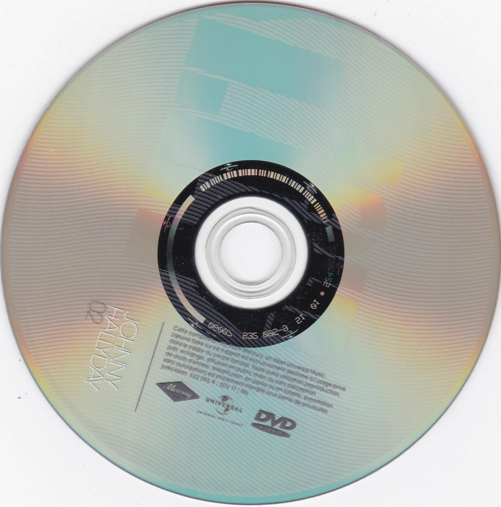 JAQUETTE DVD EMISSIONS TV , DOCUMENTS ,COMPILATIONS , ETC ( Jaquette + Sticker ) 2008_j28