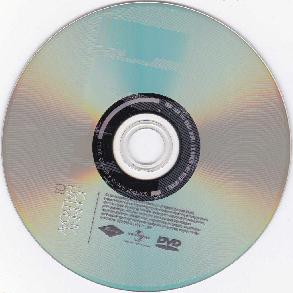 JAQUETTE DVD EMISSIONS TV , DOCUMENTS ,COMPILATIONS , ETC ( Jaquette + Sticker ) 2008_j29