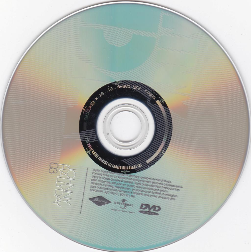JAQUETTE DVD EMISSIONS TV , DOCUMENTS ,COMPILATIONS , ETC ( Jaquette + Sticker ) 2008_j30
