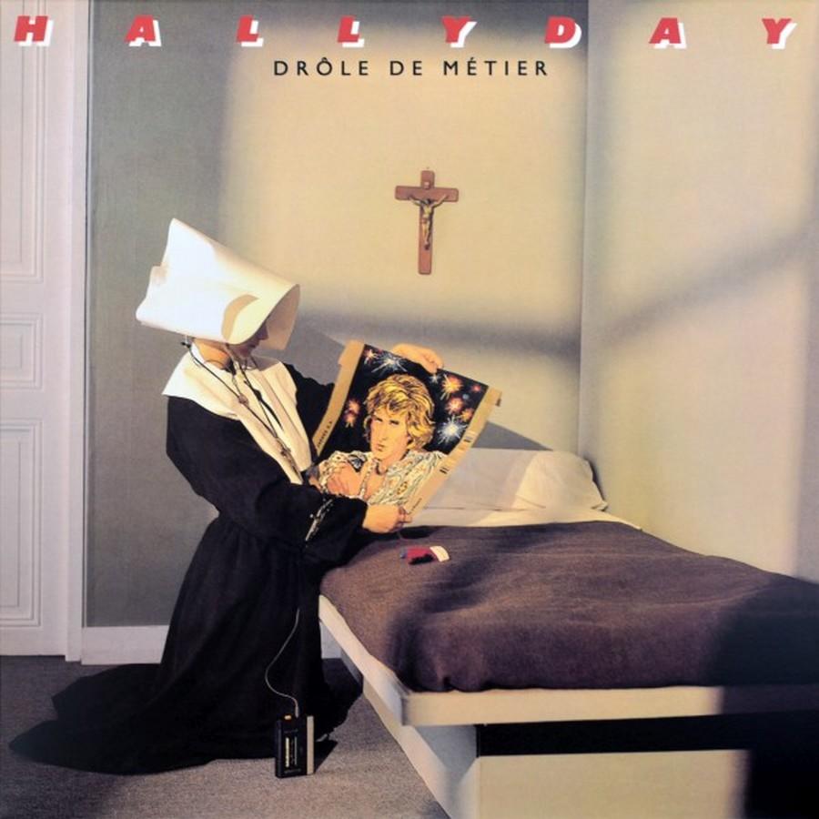 HALLYDAY 84 'NAHSVILLE'  ( 33 TOURS 30CM )( TOUTES LES EDITIONS )( 1984 - 2021 ) 2009-014