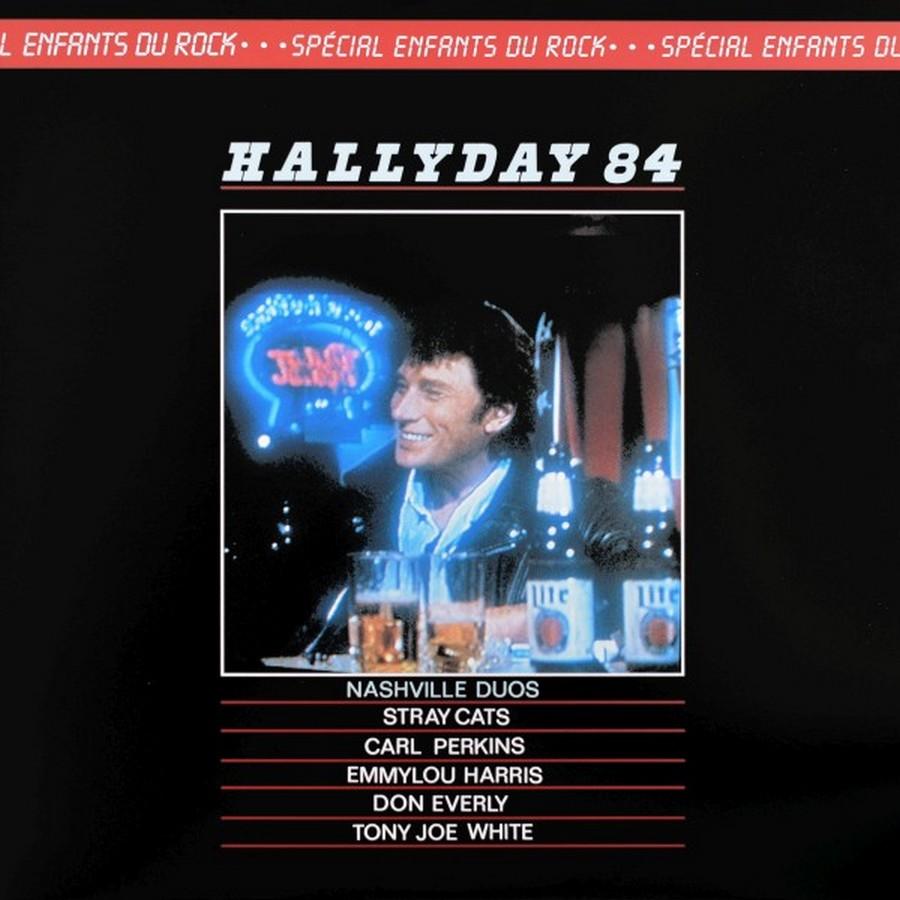 HALLYDAY 84 'NAHSVILLE'  ( 33 TOURS 30CM )( TOUTES LES EDITIONS )( 1984 - 2021 ) 2009-018