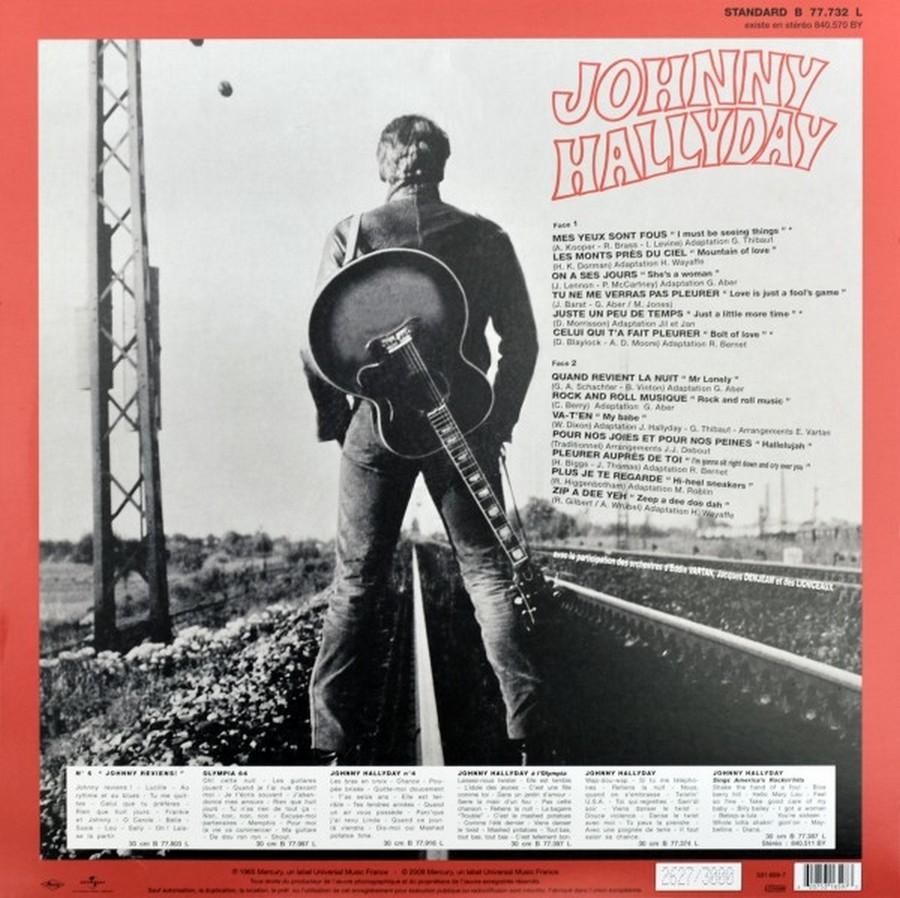 HALLELUJAH 33 TOURS ( TOUTE LES EDITIONS )( 1965 - 2009 ) 2009_h15