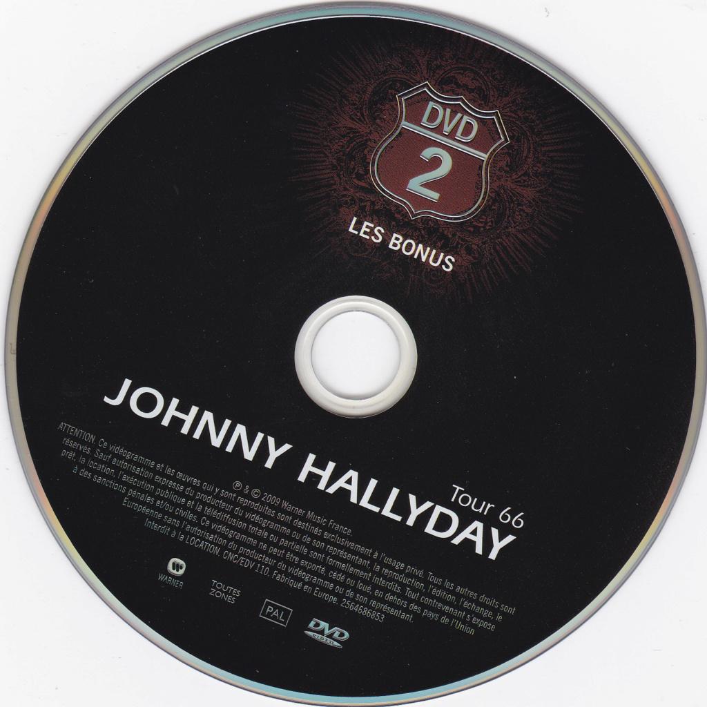JAQUETTE DVD CONCERTS ( Jaquette + Sticker ) 2009_s25