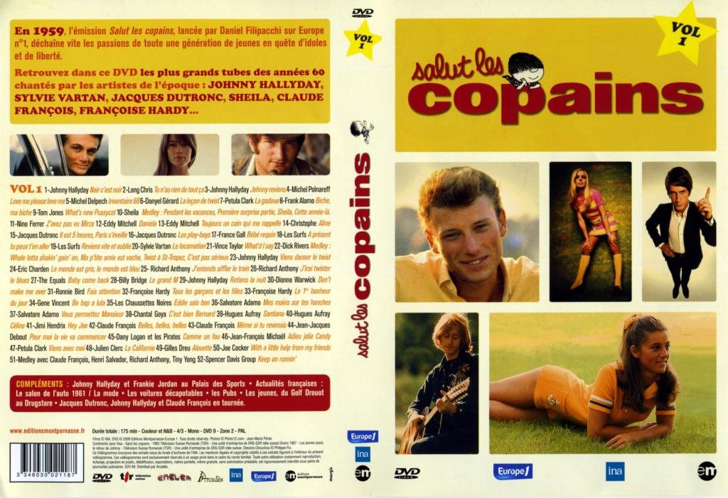 JAQUETTE DVD EMISSIONS TV , DOCUMENTS ,COMPILATIONS , ETC ( Jaquette + Sticker ) 2009_s28