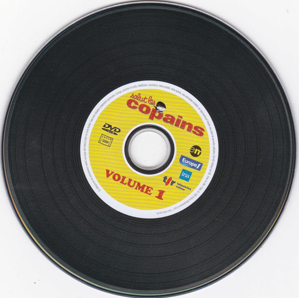 JAQUETTE DVD EMISSIONS TV , DOCUMENTS ,COMPILATIONS , ETC ( Jaquette + Sticker ) 2009_s29