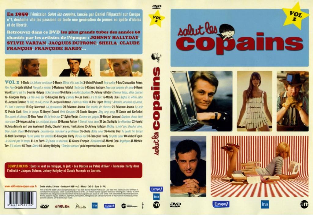 JAQUETTE DVD EMISSIONS TV , DOCUMENTS ,COMPILATIONS , ETC ( Jaquette + Sticker ) 2009_s30