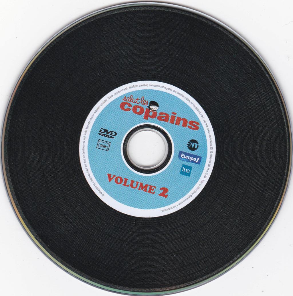 JAQUETTE DVD EMISSIONS TV , DOCUMENTS ,COMPILATIONS , ETC ( Jaquette + Sticker ) 2009_s31