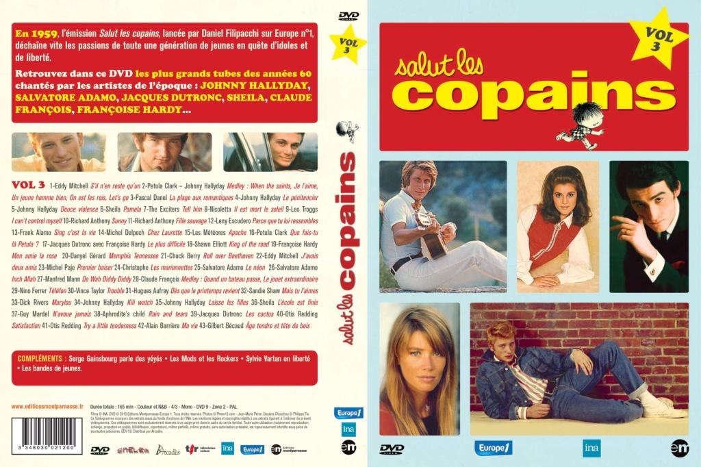JAQUETTE DVD EMISSIONS TV , DOCUMENTS ,COMPILATIONS , ETC ( Jaquette + Sticker ) 2009_s32