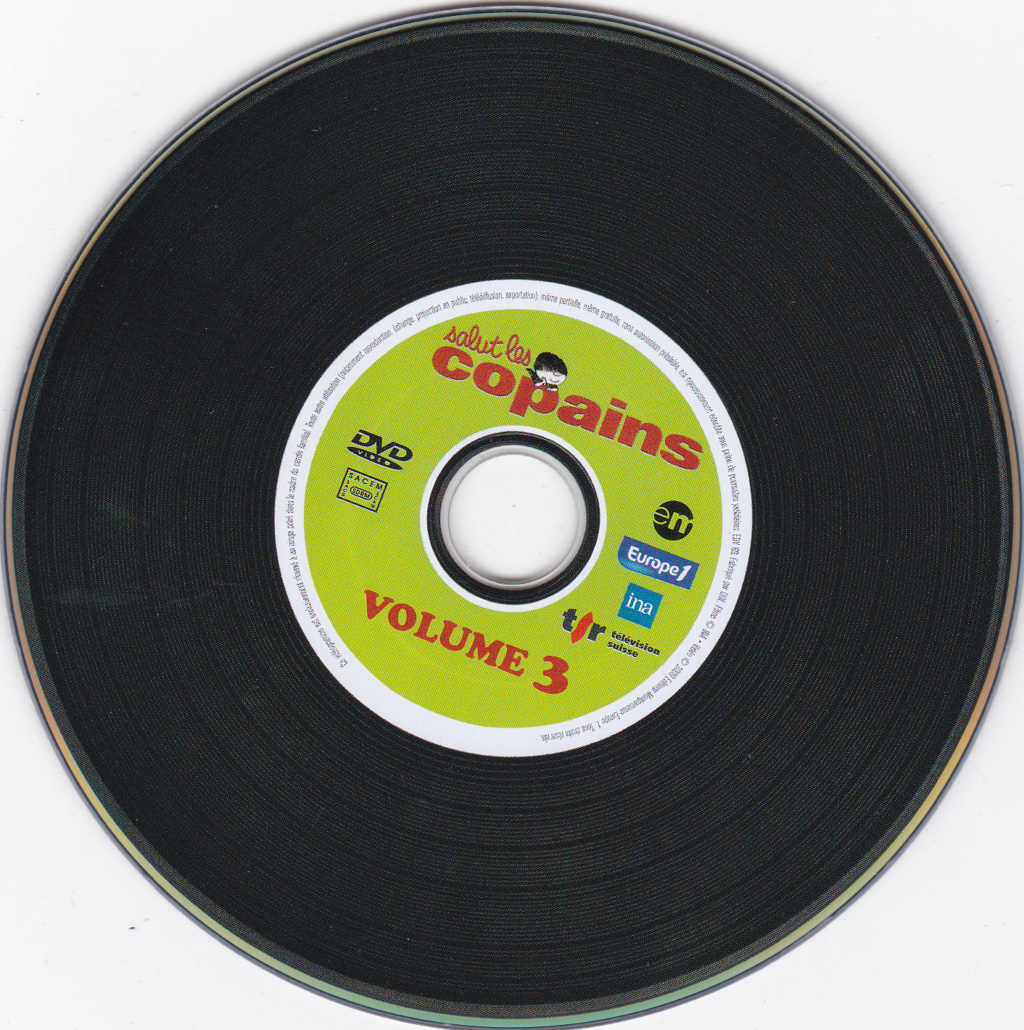 JAQUETTE DVD EMISSIONS TV , DOCUMENTS ,COMPILATIONS , ETC ( Jaquette + Sticker ) 2009_s33