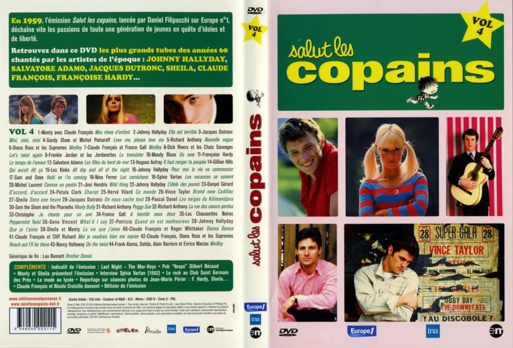 JAQUETTE DVD EMISSIONS TV , DOCUMENTS ,COMPILATIONS , ETC ( Jaquette + Sticker ) 2009_s34