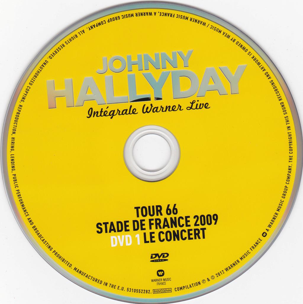 JAQUETTE DVD CONCERTS ( Jaquette + Sticker ) 2009_s36