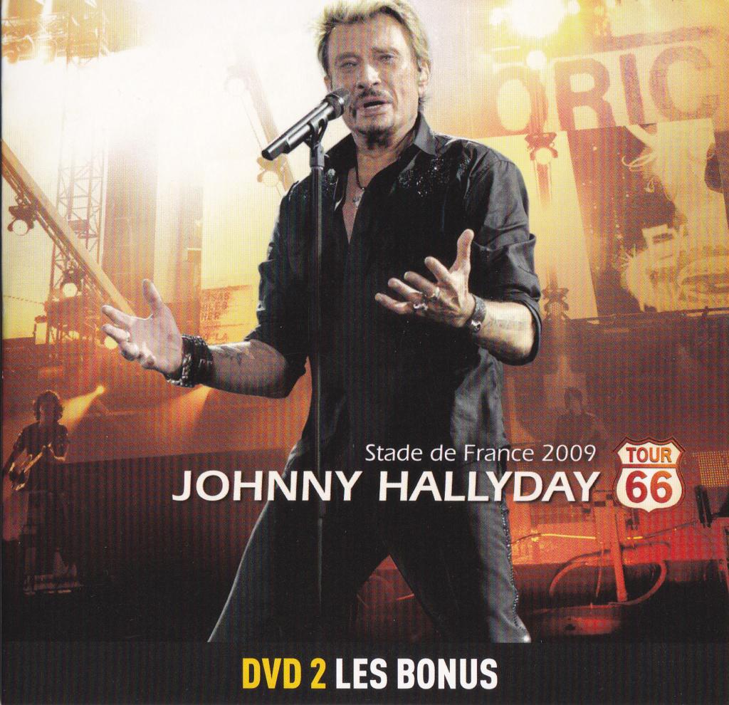JAQUETTE DVD CONCERTS ( Jaquette + Sticker ) 2009_s39