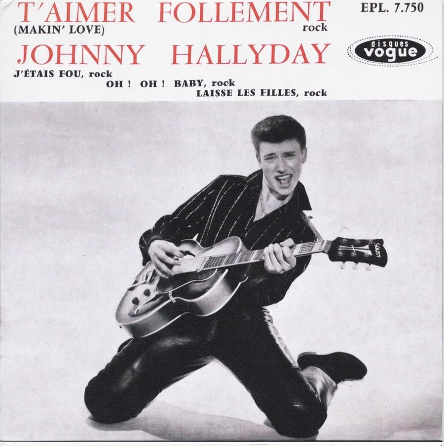 T'aimer follement ( EP 45 TOURS )( TOUTES LES EDITIONS )( 1960 - 2019 ) 2009_t16