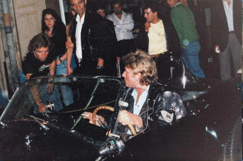 COBRA ERA DE JOHNNY HALLYDAY ( 1990 ) 20112210