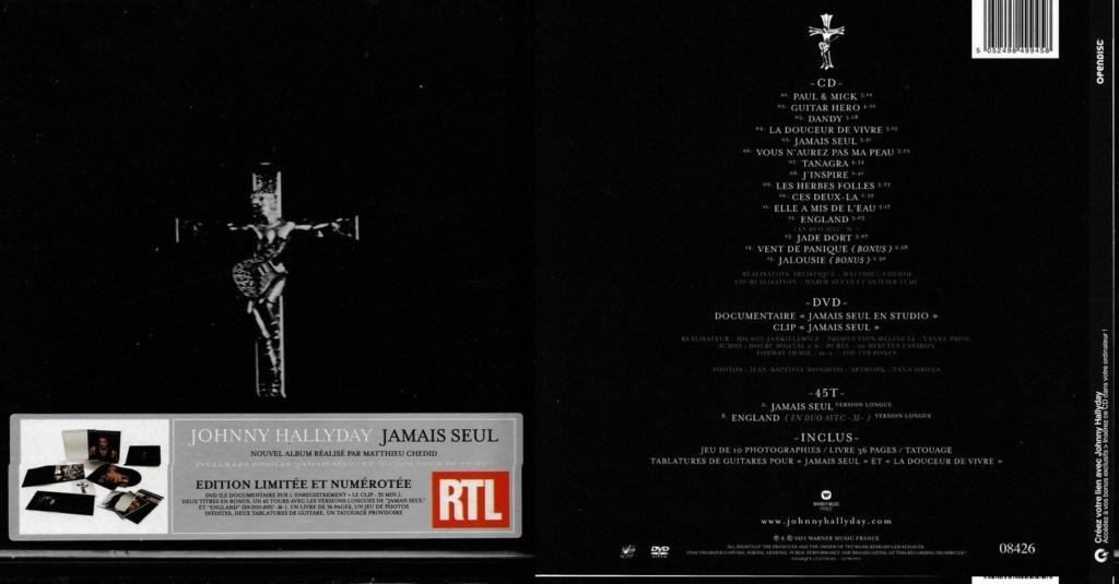 COFFRET JAMAIS SEUL ( COFFRET COLLECTOR )( 2011 ) 2011_105