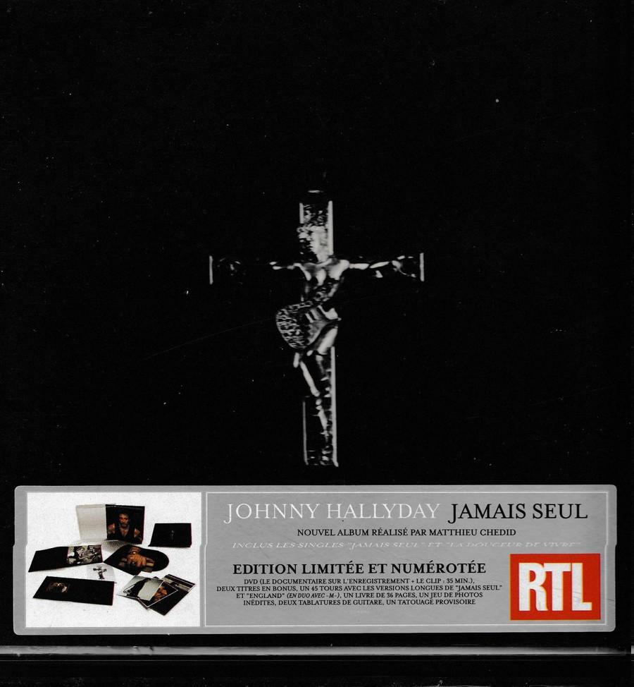 COFFRET JAMAIS SEUL ( COFFRET COLLECTOR )( 2011 ) 2011_j15