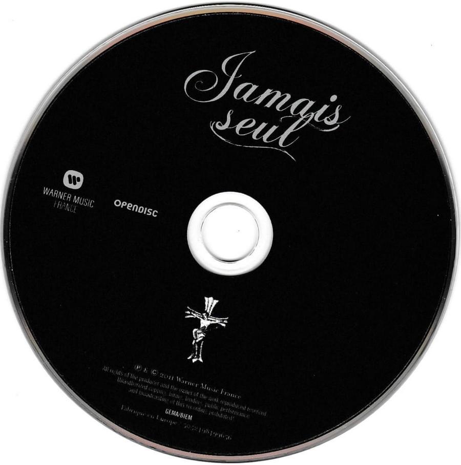 COFFRET JAMAIS SEUL ( COFFRET COLLECTOR )( 2011 ) 2011_j18